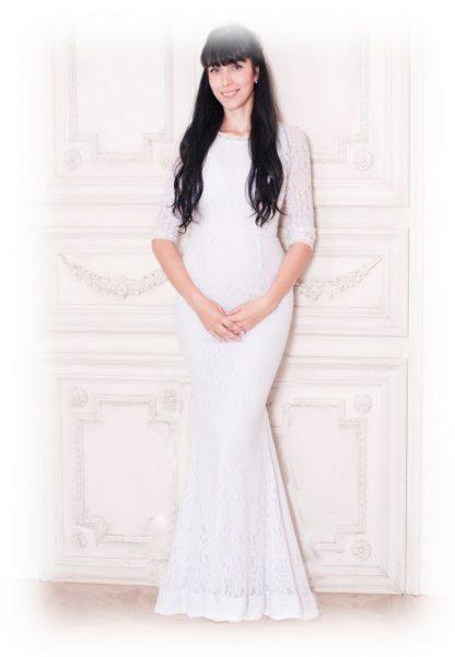 Свадебное платье напрокат