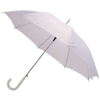 Белый зонт трость Анна модель Знт03 фото