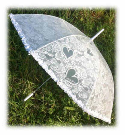Свадебный зонт Катаржина модель Знт01 фото