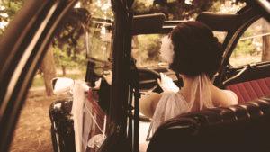 Невеста за рулем